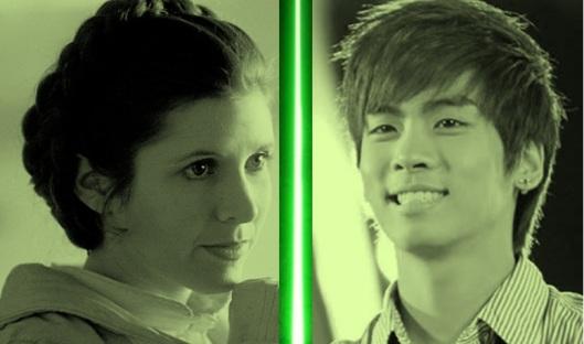 Leia & Jonghyun